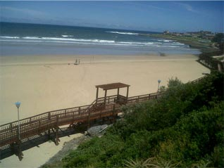 Gonubie Holiday Resort - Wild Coast, Eastern Cape, Caravan Park, Camping, cottage, Chalet self-catering Accommodation